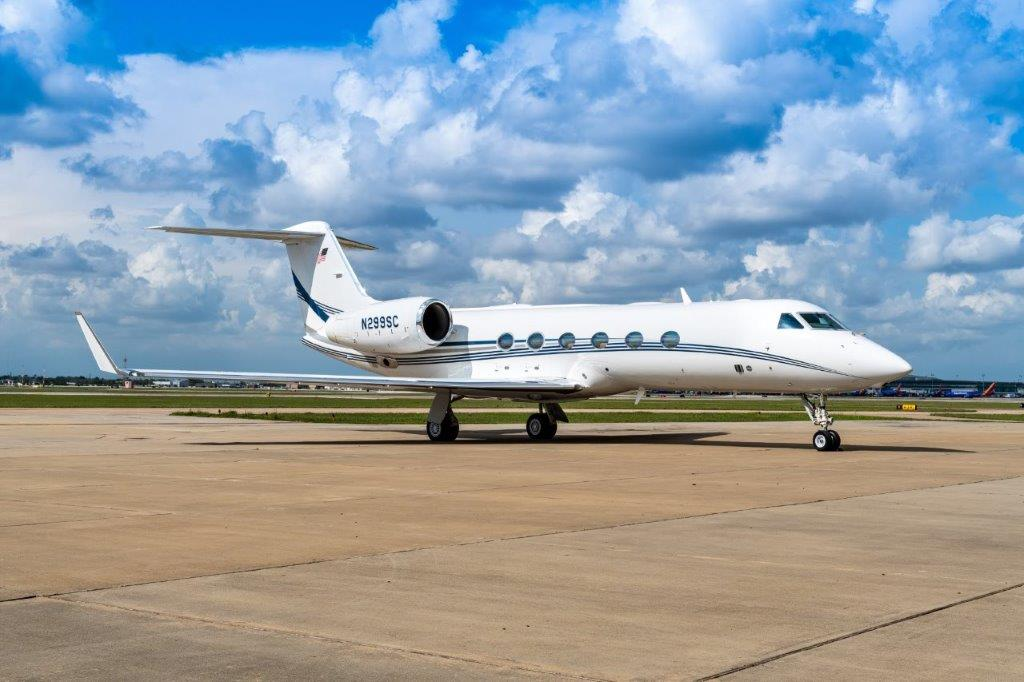 2012 Gulfstream 450 aircraft for sale