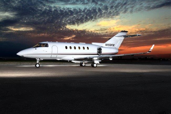 Hawker 800XP aircraft for sale