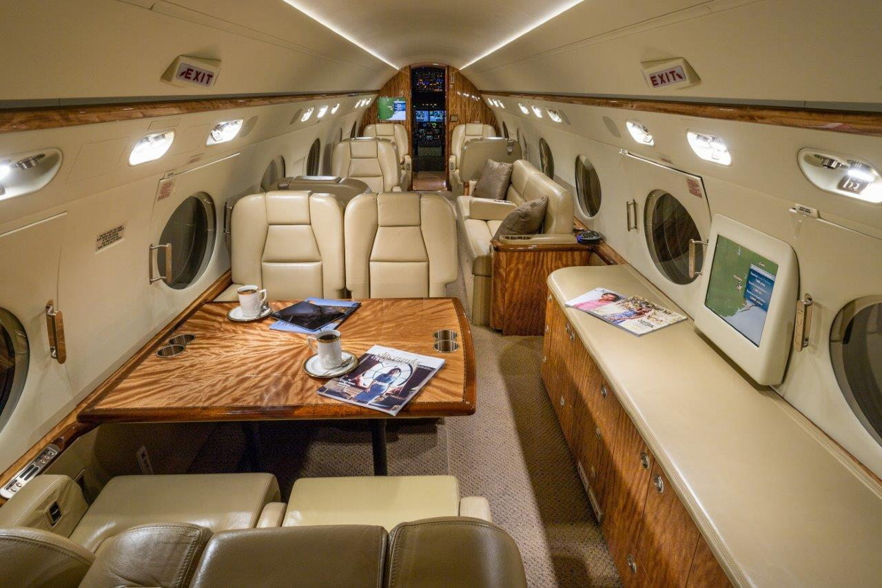 2009 Gulfstream 450 aircraft for sale